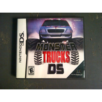 Vendo Juego Para Ds Monster Trucks En 500 Bsf.