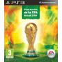 Juego Ps3 Licencia Original Brasil 2014...