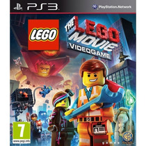 Lego Movie Juego Ps3l!! Envio Inmediato