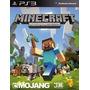 Minecraft Juego Ps3 Digital..!! Envio Inmediato