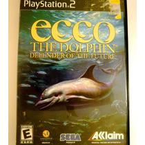 Ecco, The Dolphin. Ps2