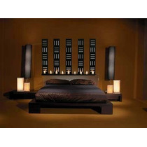 Dormitorio Diseño Italiano Estilo Minimalista Moderno