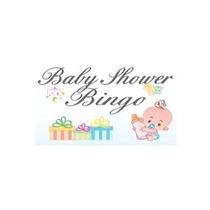 Bingo Baby Shower Para Imprimir