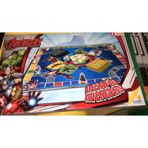 Juego De Mesa Desafio Avengers Los Vengadores Para Niños