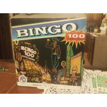 Juego De Mesa Bingo Tradicional Con Bombo