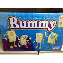 Juego De Mesa Rummy Edición De Colección