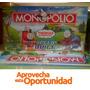 Juego De Mesa Monopolio Edición Para Niños Thomas & Friends