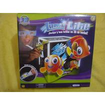 Lumi Lite Dibuja En 3d Imagenes Luminosas Que Saltan