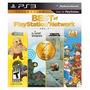 Juego Playstation3 Best 4 Juegos En Un Cd 100% Original