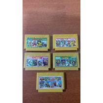 Juegos Nintendo Asiatico Varios En Uno.