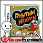 Juego Original Rhythm Heaven Nintendo Para Ds Dsi 3ds Y 2ds