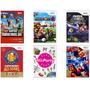 Magnificos Juegos Originales Consolas Nintendo Wii Y Wii U