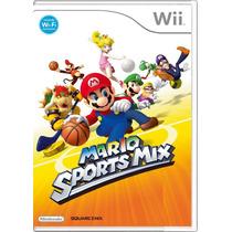 Juegos Originales Mario Y Otros Consola Nintendo Wii Y Wii U