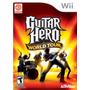 Guitar Hero World Tour Juego Para Wii Usado Como Nuevo!!!