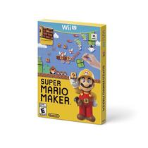 Super Mario Maker Para Nintendo Wii U (nuevo Y Sellado)