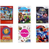 Magnificos Juegos Originales Consolas Nintendo Wii U