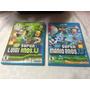 Súper Mario Bros U Y Súper Luigi Zelda Rayman Sonic Wiiu