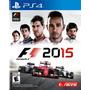 Ps4 F1 2015 (formula One) Juego Fisico Original