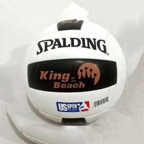 Balon De Volleyball Spalding King Beach Voleibol Playa Soft