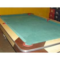 Mesa De Pool Profesional Mesa Marmol Y Forrada En Formica