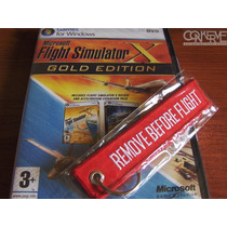 Flight Simulator X Gold Edition + Regalo Original, Sellado