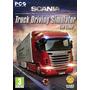 Euro Truck Scania Truck Drving Simulator Simulador Camiones