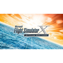 Flight Simulator X Steam Edition [incl Expansiones Gold]2016