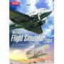 Flight Simulator 2004 4 Dvd Simulador De Vuelo Realista