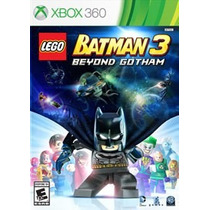 Juegos Xbox 360 Lego Batman 3 Nuevo Original Y Sellado!