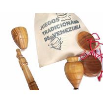 Juegos Tradicionales De Venezuela En Saco De Tela Ecologica