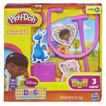 Hasbro Play Doh Doctora Juguetes Kit De Doctor