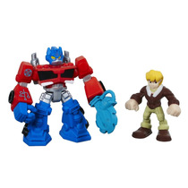 Juguete Transformer Rescue Bots Y Cody Playskool