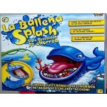 Ballena Splash Original De Kreisel !