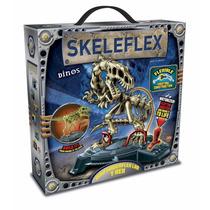 Skeleflex T-rex. Dinosaurios Armables. Powerflex Lab Kreisel
