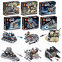Star Wars Microfighters Tipo Lego