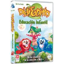 Juego Educativo: Didi & Ditto. Educación Infantil