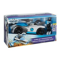 Max Steel Turbo Jet Transformable