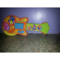 Guitarra Backyardigans