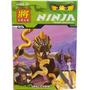 Figuras Ninjago Thunder Swordsman - Modelos Serpientes
