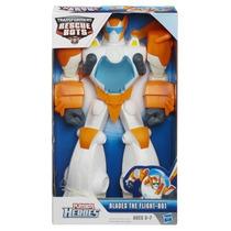 Playskool Transformer Rescue Bots Figura Vuelo -bot
