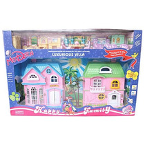 Casa Para Muñecas Barbie Happy Family Luxurious Villa