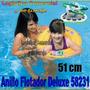 Anillo Aro Flotador Inflable Para Niños Piscina 58231 Intex