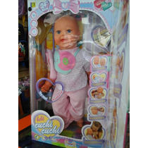 Muñecas Kreisel Bebé Querido Cuchi Cuchi