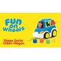Fun On Wheels Camion De Tacos Con Figuras Luces Y Sonidos