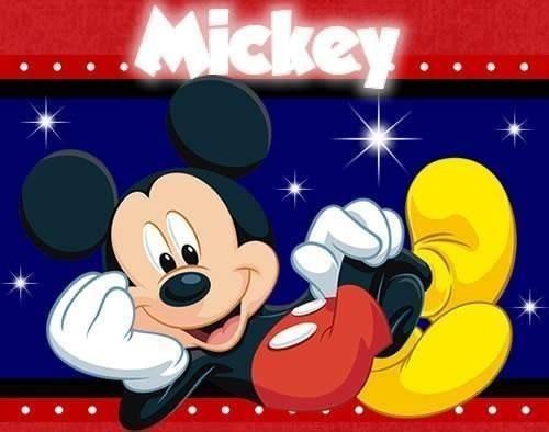 Kit Imprimible Mickey Mouse Cotillón Invitaciones Fiesta - Bs. 70 ...