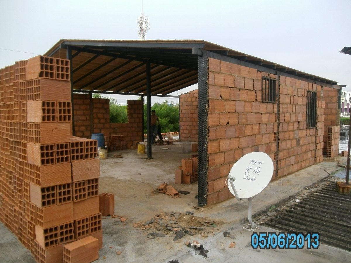 Kit para casa estructural met lico barquisimeto en - Precio estructura casa ...