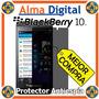Lamina Protector Pantalla Antiespia Blackberry Z10 Bb