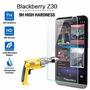 Lamina Antigolpe Blackberry Z30 Pantalla Vidrio Cristal