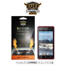 Protector Pantalla Buff Antichoque Huawei Evolution 3 Cm990