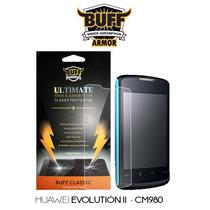Protector Pantalla Buff Screen Antichoque Huawei Cm980